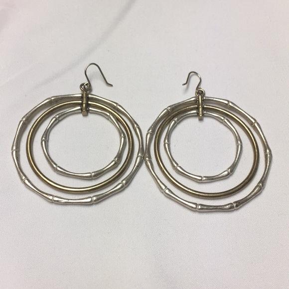Kenneth Cole Jewelry - Kenneth Cole Hoop Earrings